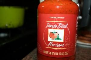 TJ's sauce